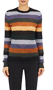 Isabel Marant Ãtoile Women's Cassy Sweater-NAVY $290 thestylecure.com