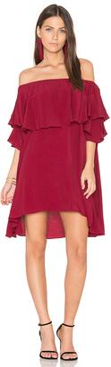MLM Label x REVOLVE Maison Dress $165 thestylecure.com