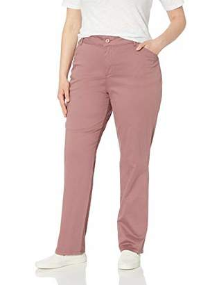 d76447051a8 Lee Women s Plus Size Relaxed Fit All Day Straight Leg Pant