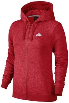 Nike Womens Sportswear Fleece Hoodie