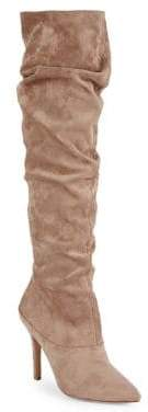 Charles by Charles David Muller Side Zip Over-The-Knee Boots