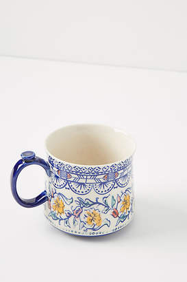 Anthropologie Luann Mug