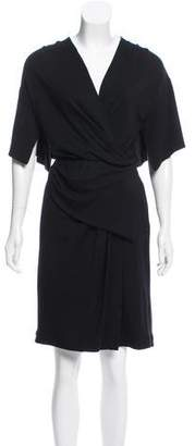 Vionnet Wool Knee-Length Dress