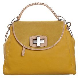 Abro Handbag yellow