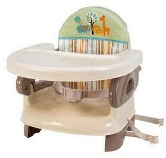 Summer Infant Deluxe Comfort Folding Booster Seat - Safari Stripe