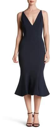 Dress the Population Isabelle Sleeveless Mermaid Dress