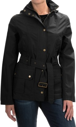 Barbour Wytherstone Belted Jacket - Waterproof (For Women) $99.99 thestylecure.com