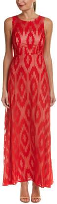 Tahari by Arthur S. Levine Tahari Asl Maxi Dress