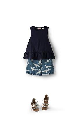 Country Road Seagull A-Line Skirt