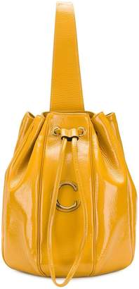 Casadei logo shoulder bag