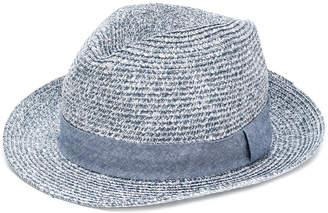 Barbour Panama hat