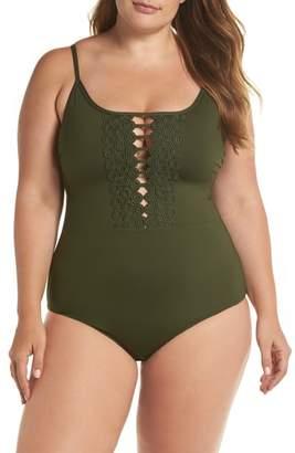 Becca Etc Siren One-Piece Swimsuit