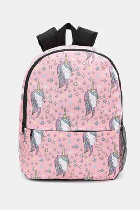 Ardene Unicorn Backpack