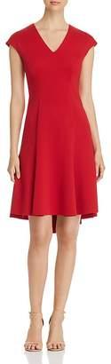 Elie Tahari Moriah Fit-and-Flare Dress