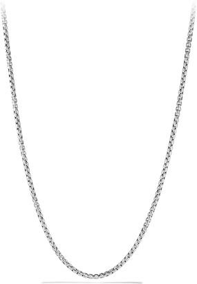 David Yurman 'Chain' Box Chain Necklace