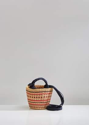 Muun Elisa Motif Straw Bag