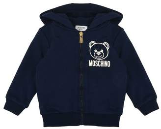 Moschino OFFICIAL STORE Hooded sweatshirt