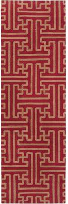 Surya Archive Flatweave Hand-Woven Wool Rug