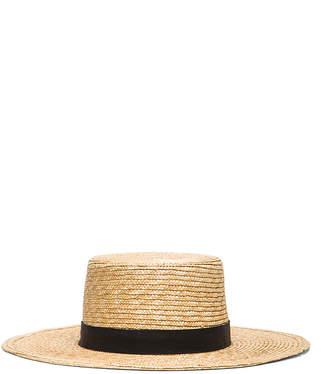 Janessa Leone Klint Hat $180 thestylecure.com