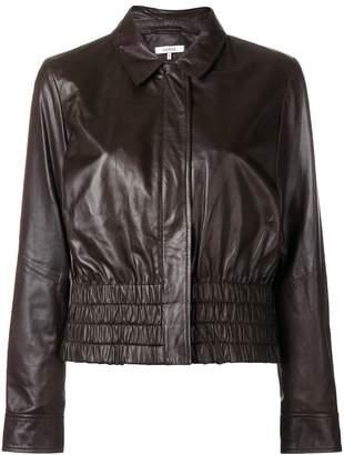 Ganni Rhinehart leather jacket