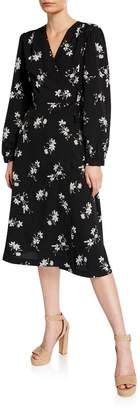 Kensie Simply Floral Dress