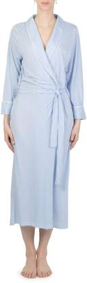 Claudel Regular-Fit Striped Robe