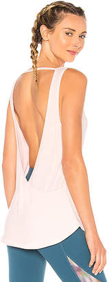 Beyond Yoga Slink Twice Wrap Tank