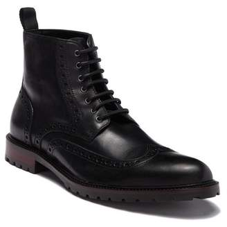 Gordon Rush Brenner Wingtip Lace-Up Boot