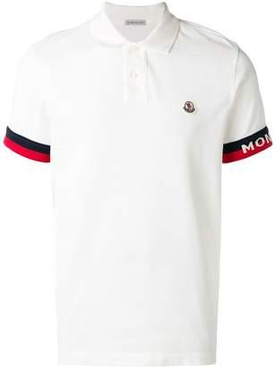 efad9ea21d0f Mens Moncler Polo Shirt - ShopStyle