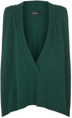 eskandar Cashmere V-Neck Sweater