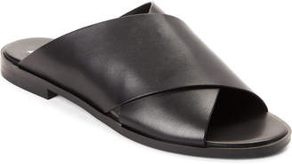 Marc Fisher Black Idinia Slide Sandals