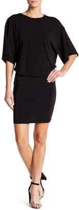KENDALL + KYLIE Kendall & Kylie Open Back Cutout Solid Dress