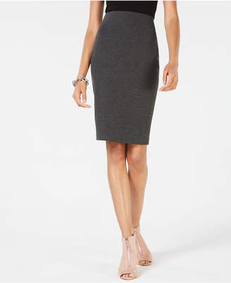INC International Concepts I.n.c. Ponte Pencil Skirt, Created for Macy's