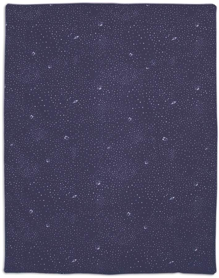 Galaxy 2-in-1 Reversible Play & Toddler Blanket