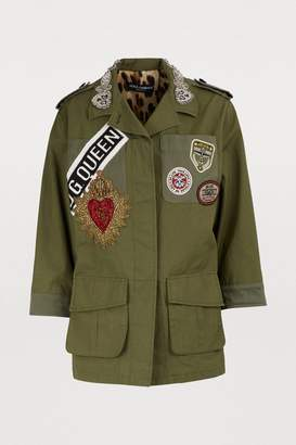 Dolce & Gabbana Patches jacket