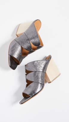 Coclico Tampico Block Heel Mules