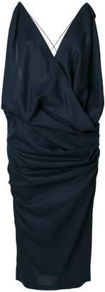 Jacquemus sleeveless v-neck dress