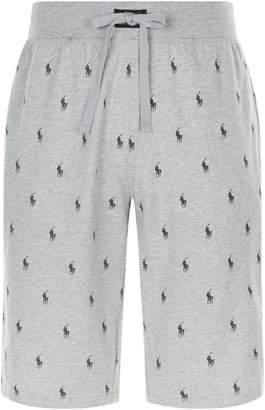at Harrods � Polo Ralph Lauren Logo Sweat Shorts