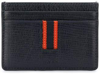 HUGO BOSS stripe detail cardholder