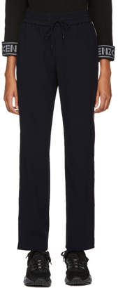 Kenzo Navy Side Stripes Lounge Pants