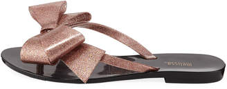 Melissa Shoes Harmonic Bow III Flat Sandals