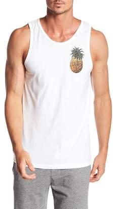 Riot Society Ornate Pineapple Print Tank Top