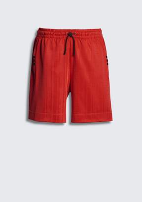 Alexander Wang ADIDAS ORIGINALS BY AW SOCCER SHORTS