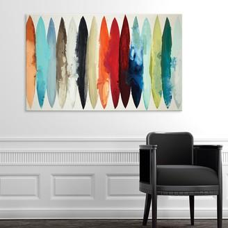 Artissimo Designs Even Flow Canvas Wall Art