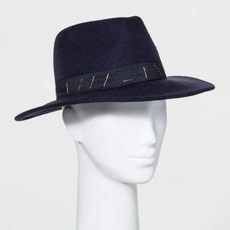 Universal Thread Women's Panama Hat - Universal ThreadTM Navy One Size