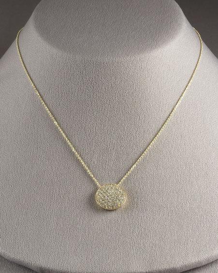 KC Designs Diamond Circle Necklace