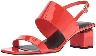 Via Spiga Women's Forte Block Heel Heeled Sandal
