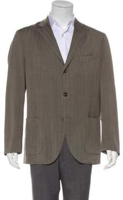 Boglioli Deconstructed Wool Jacket