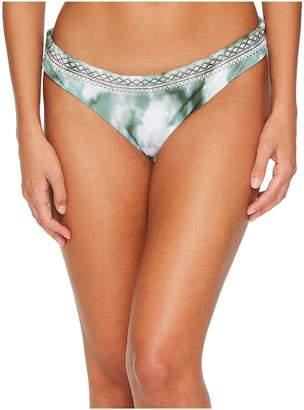 Lucky Brand Indian Summer Cheeky Hipster Bottom Women's Swimwear