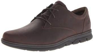 Timberland Men's Bradstreet Plain Toe Oxford, (Dark Brown), 7.5 UK 41 1/2 EU